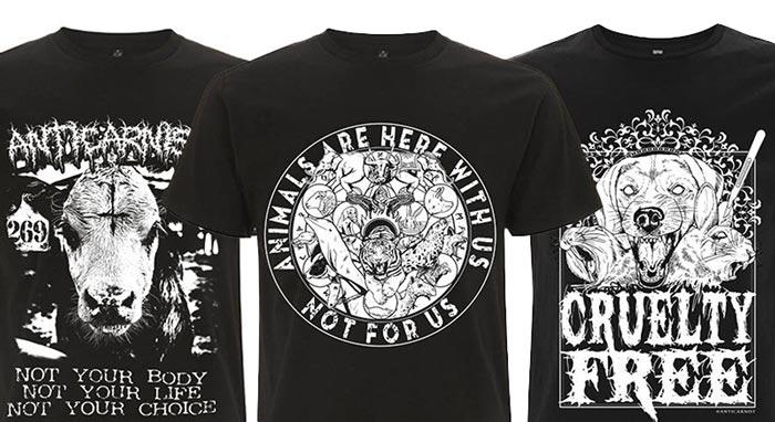 Anticarnist - Vegan Etsy Shirts