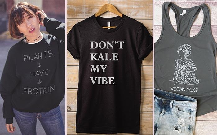 Equalities Apparel - Vegan Etsy Shirts