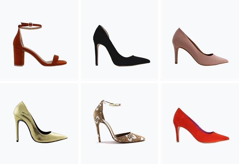 FAIR vegan heels