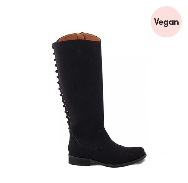 'Laia' Women Vegan Knee High Boots