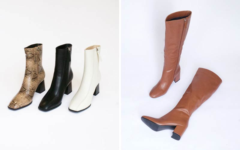 Collection & Co Vegan Leather Boots