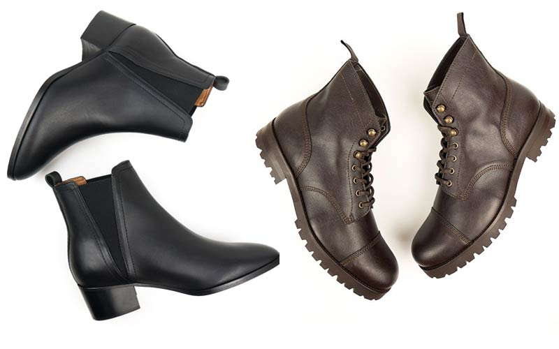 Will's Vegan Leather Boots