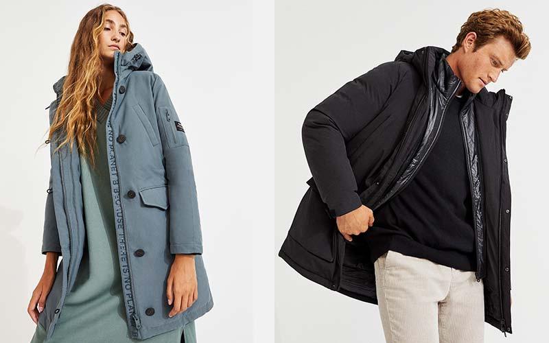 Ecoalf Vegan Parka & Winter Coats