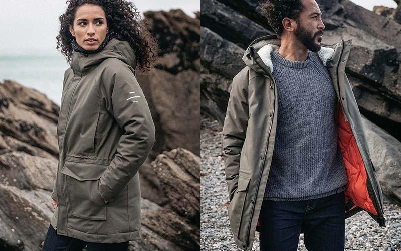Finisterre Vegan Parka & Winter Coats