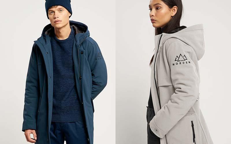 Norden Vegan Parka & Winter Coats