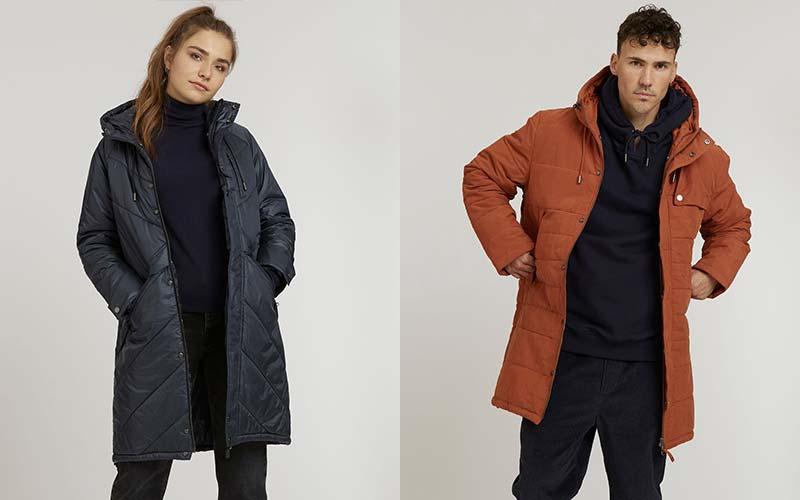 ThokkThokk Vegan Parka & Winter Coats