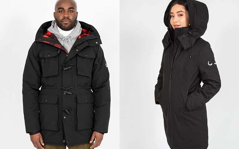 Wuxly Movement Vegan Parka & Winter Coats
