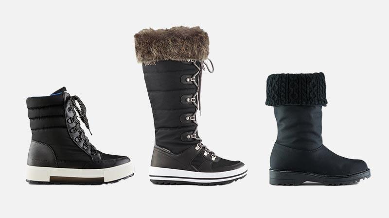 Cougar Winter Vegan Boots