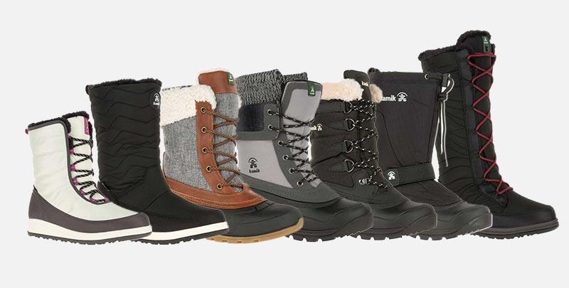 Kamik - Vegan Boots for Winter