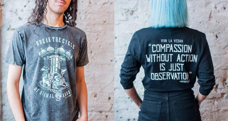 Viva La Vegan - Vegan-owned clothing company