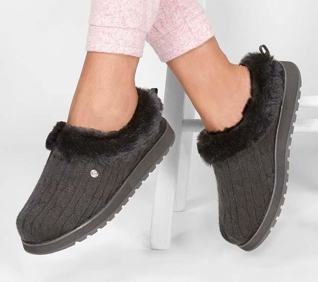 Knitted Vegan Slippers