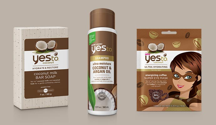 Yes to Coconut - Vegan & Cruelty-Free Product List