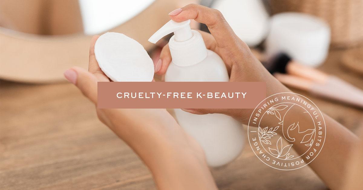 Cruelty-Free K-Beauty Brands