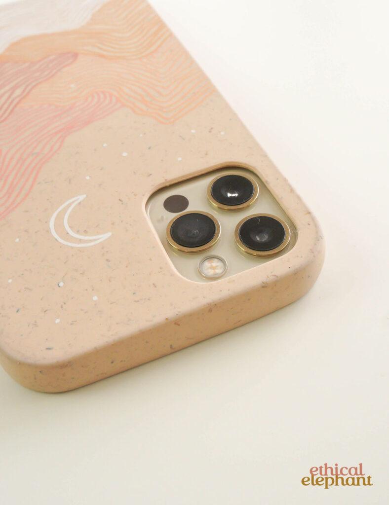 Slight marks on the edges of my Pela Case