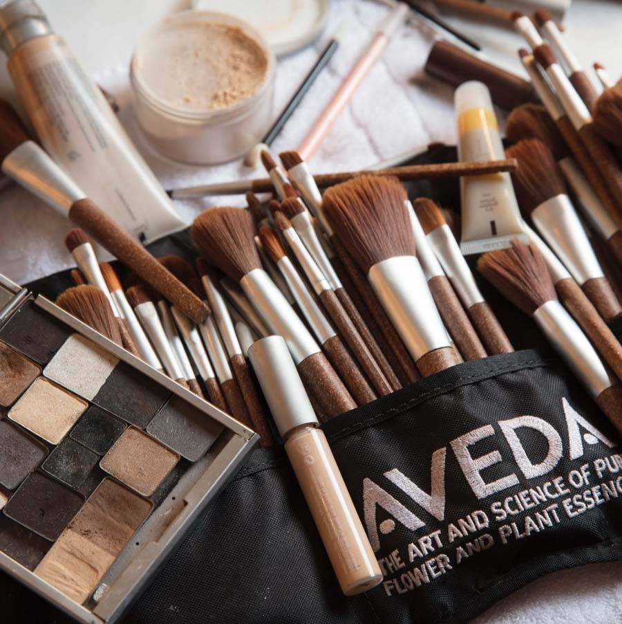 Aveda Eco-friendly Makeup Brushes