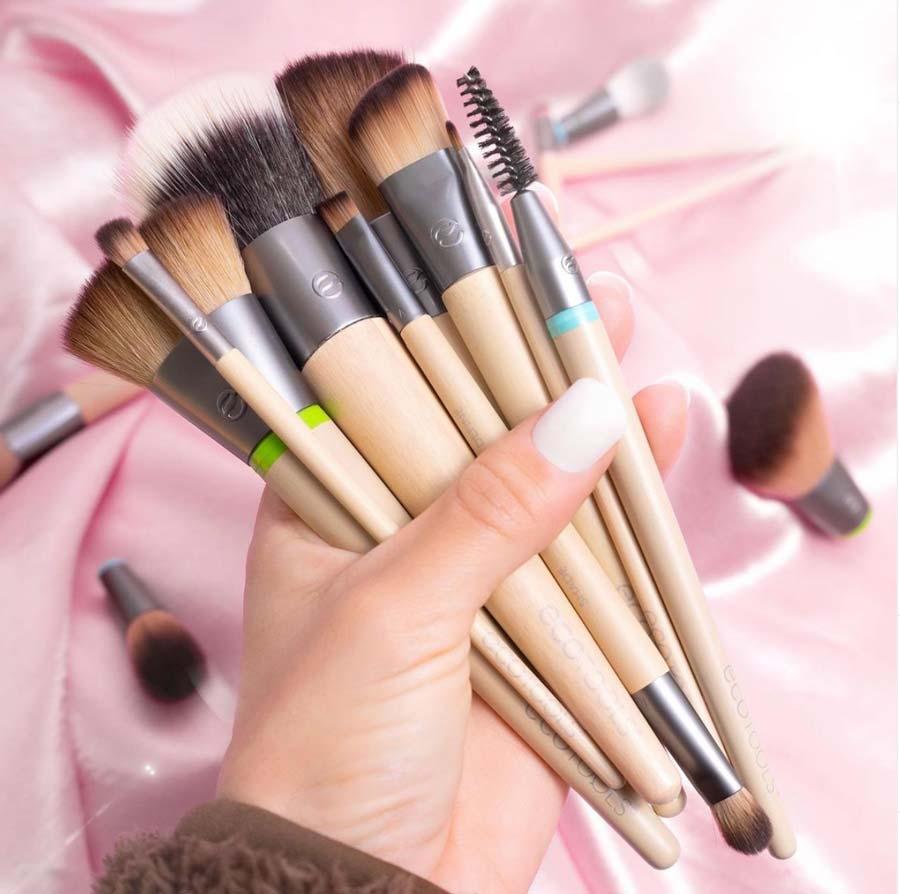 EcoTools Eco-friendly Makeup Brushes