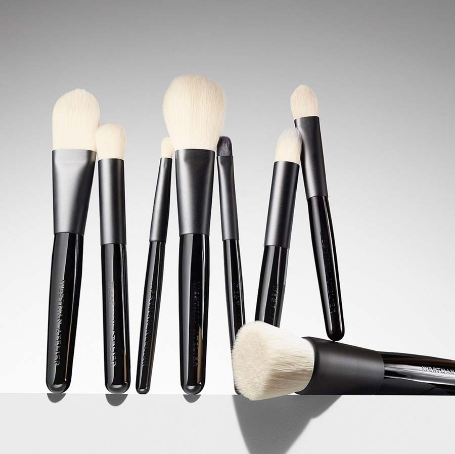 Westman Atelier Eco-friendly Makeup Brushes