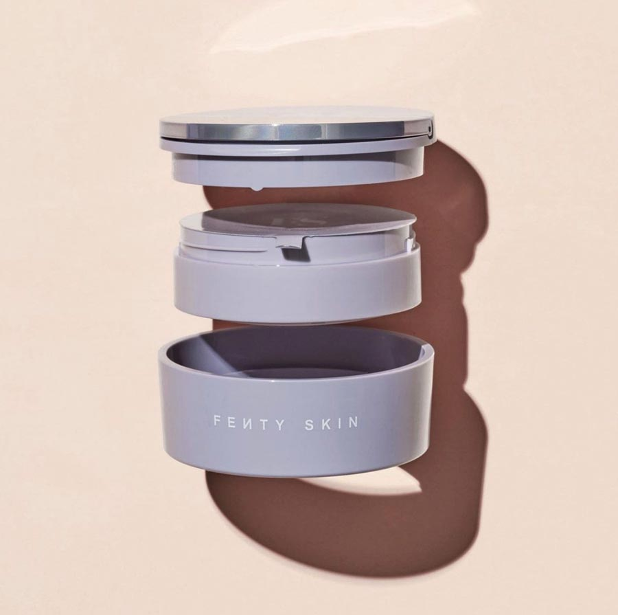 Fenty Skin refillable skincare products