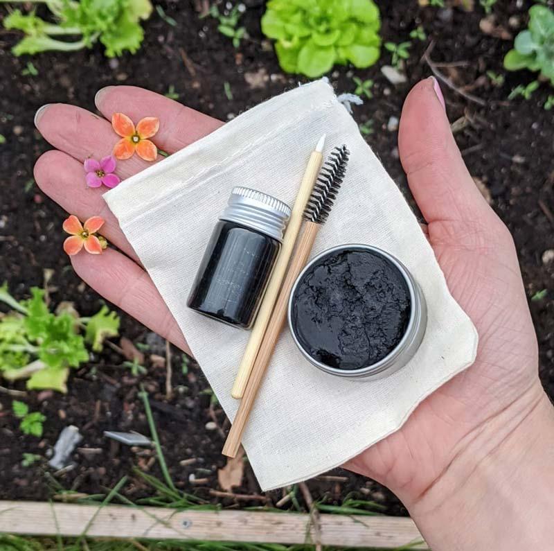 Clean Faced Cosmetics Vegan Zero Waste Mascaras