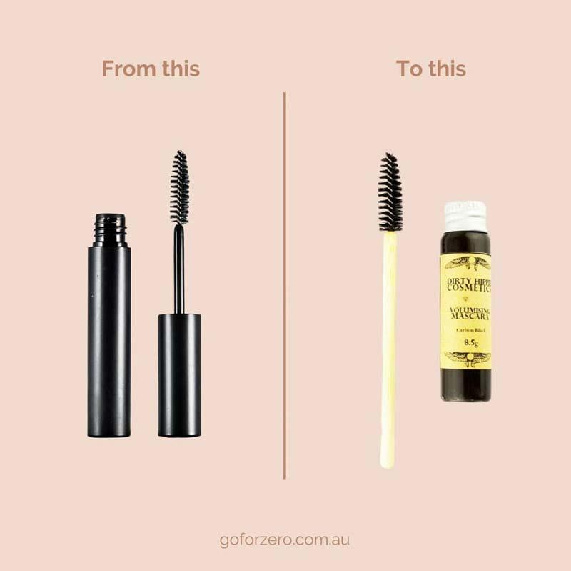 Dirty Hippie Cosmetics Zero Waste Mascara