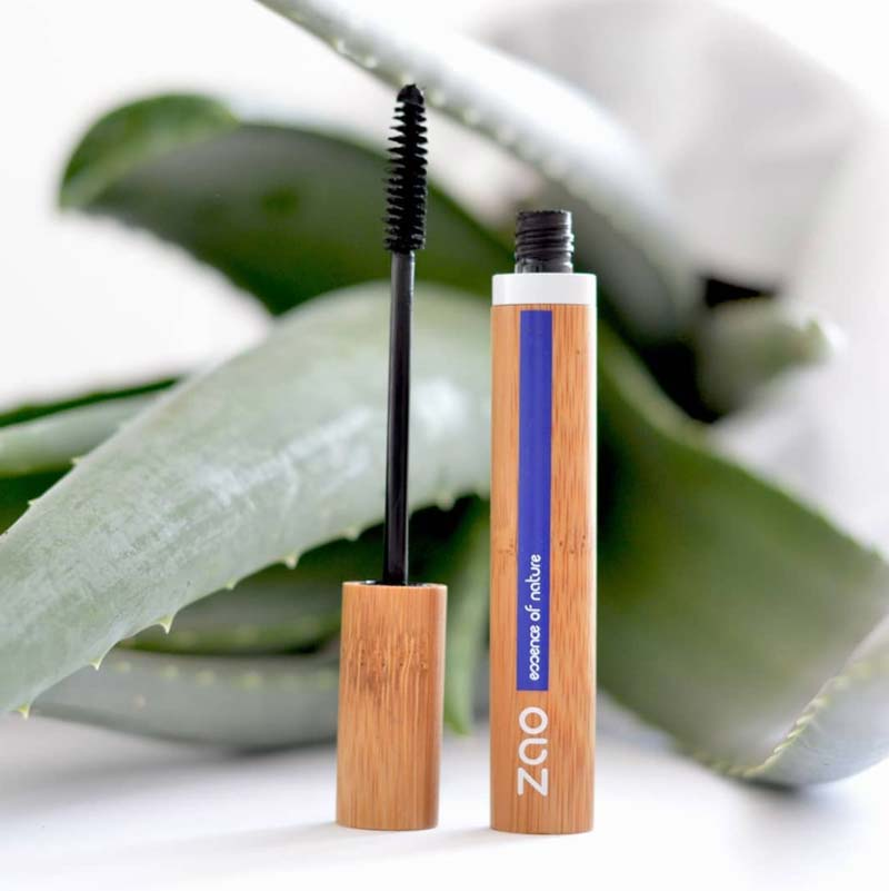 Zao Organics Refillable Sustainable Mascara