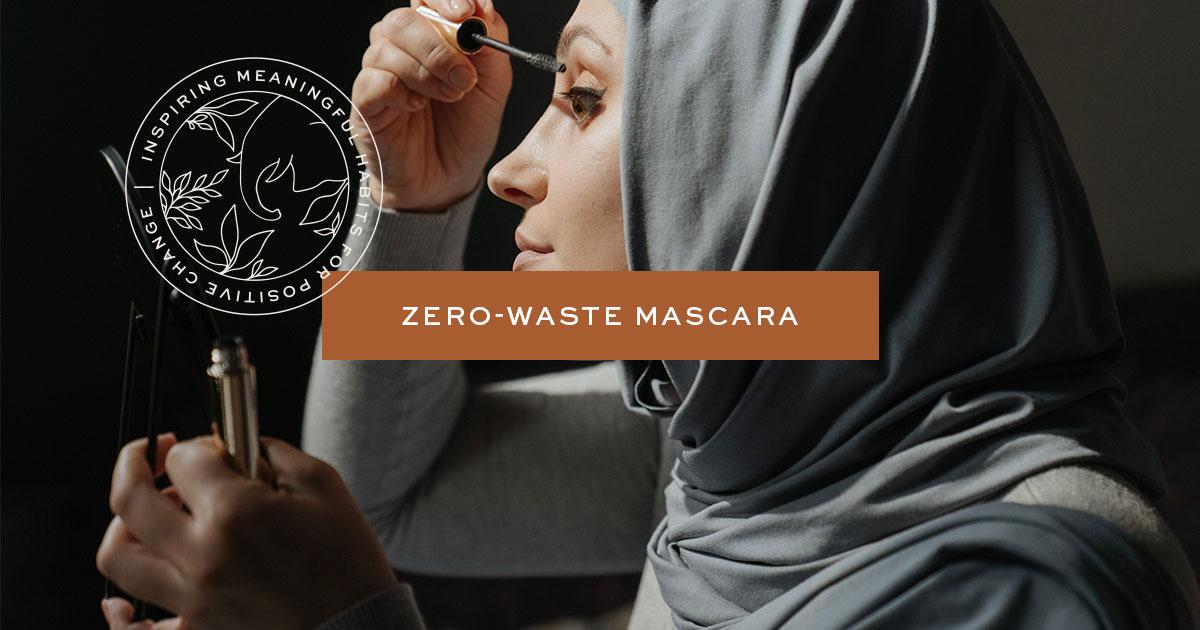 Zero-Waste Mascara