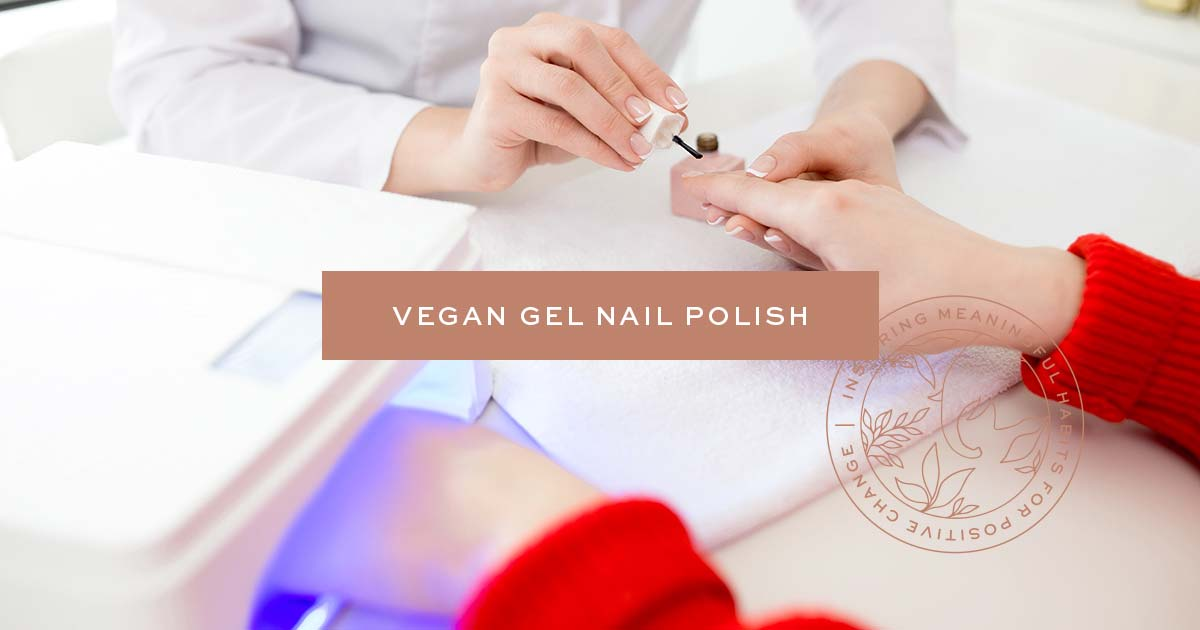 Vegan Gel Nail Polish