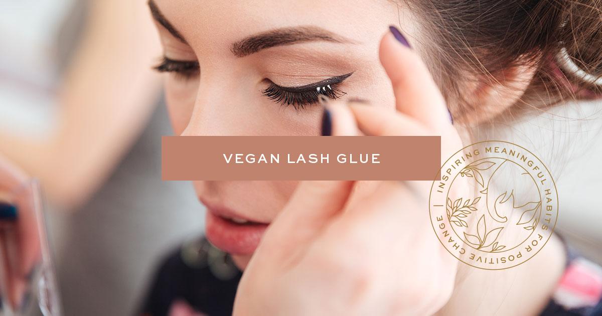 Vegan Lash Glue