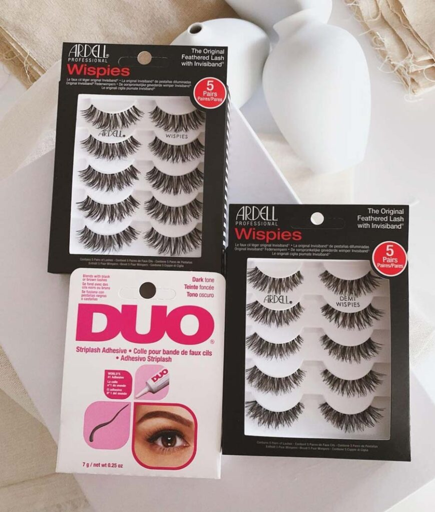 DUO Lash Adhesives by Ardell are Vegan