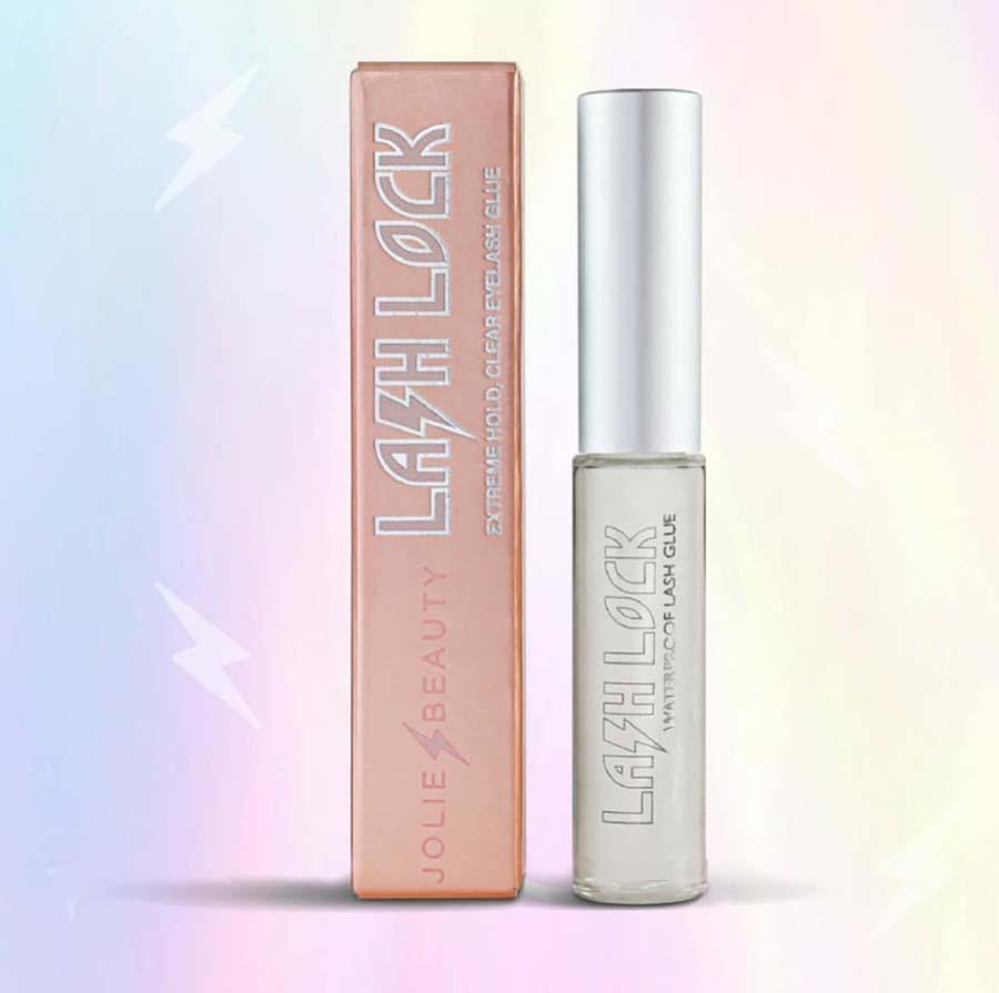 Jolie Beauty - LashLock Clear Eyelash Glue is Vegan