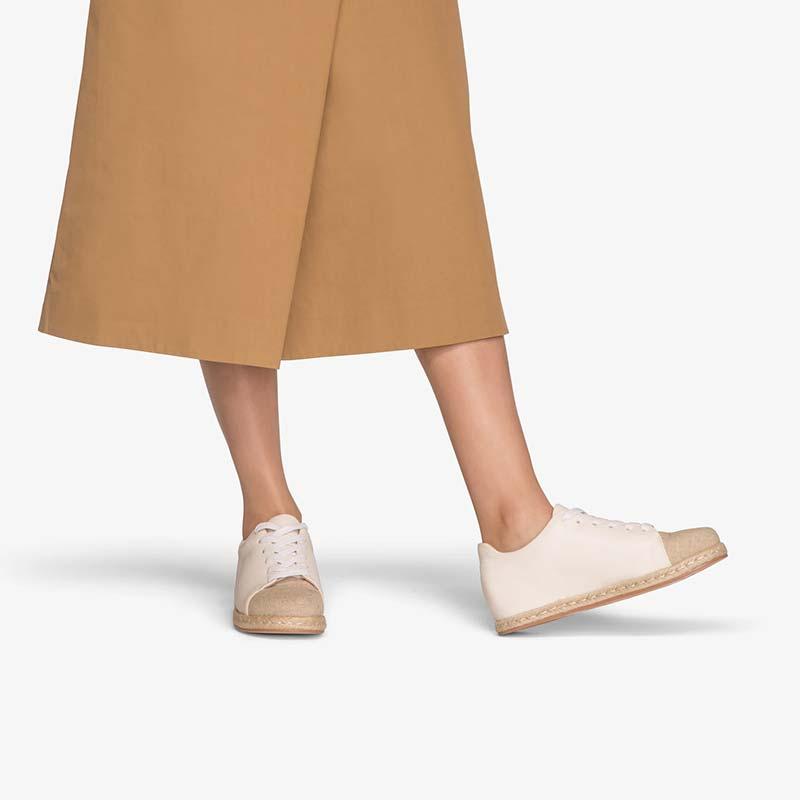 Maia - Vegan Espadrille Sneakers