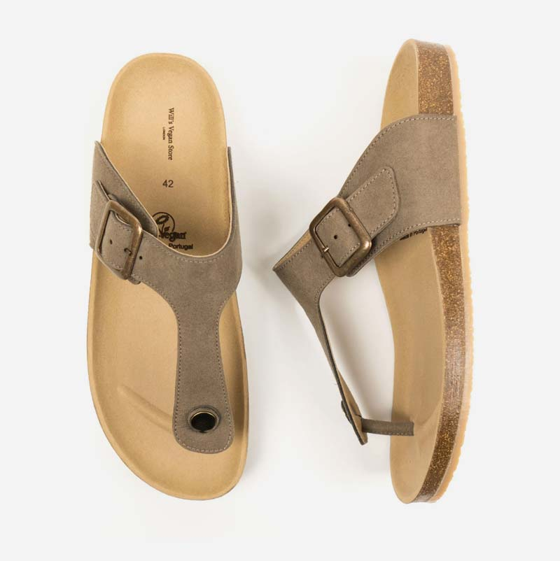 Will's Toe Peg Footbed Sandals