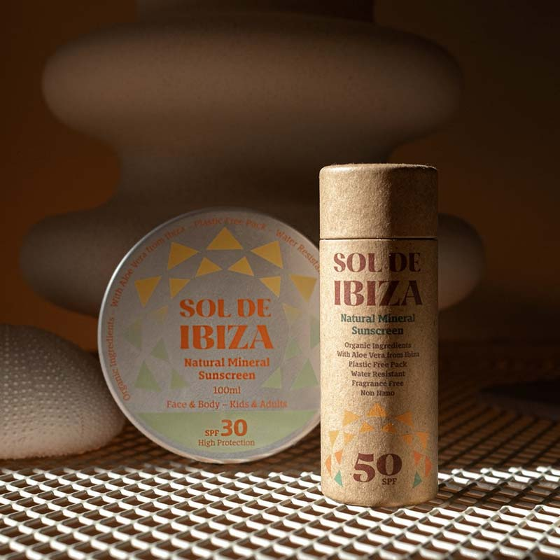 Sol de Ibiza Zero Waste Sunscreen